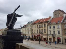 centro storico di Varsavia