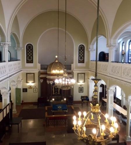 La Sinagoga Nożyk
