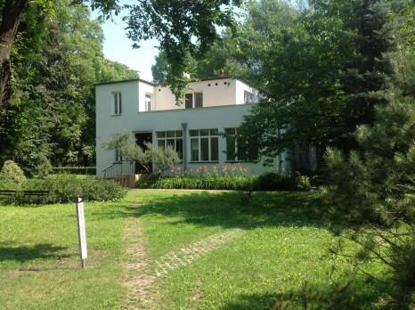Villa della famiglia Żabiński